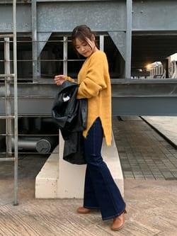 8137901 | shino《新宿ルミネエスト店STAFF》 | FREE'S MART (フリーズ マート)