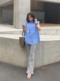 6075020 | shino《新宿ルミネエスト店STAFF》 | FREE'S MART (フリーズ マート)