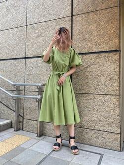 5795449 | Saya《LUCUA大阪店STAFF》 | FREE'S MART (フリーズ マート)