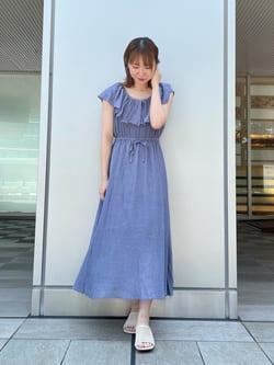 6489526 | manami《LUCUA大阪店STAFF》 | FREE'S MART (フリーズ マート)