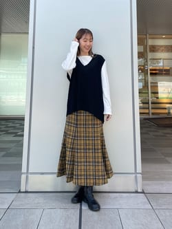8027202 | maya《LUCUA大阪店STAFF》 | FREE'S MART (フリーズ マート)