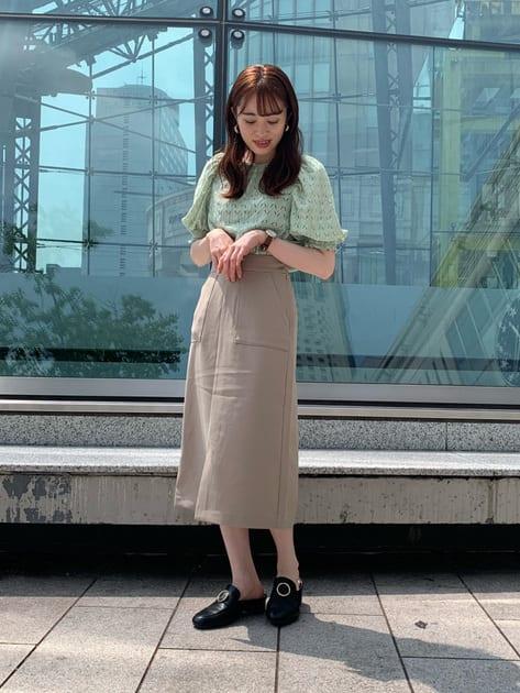 6343480   asaka《札幌パセオ店STAFF》   FREE'S MART (フリーズ マート)