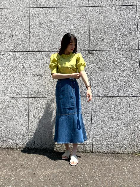 5598799 | asaka《札幌パセオ店STAFF》 | FREE'S MART (フリーズ マート)