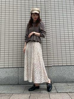 6836863 | asaka《札幌パセオ店STAFF》 | FREE'S MART (フリーズ マート)