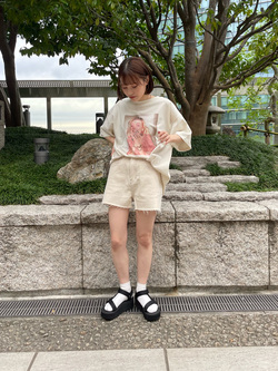 5710521   YUURI《LUCUA大阪店STAFF》   FREE'S MART (フリーズ マート)