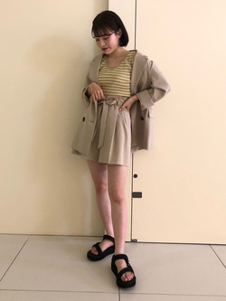 5048803 | YUURI《LUCUA大阪店STAFF》 | FREE'S MART (フリーズ マート)