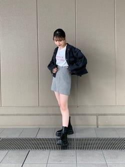 7916799 | YUURI《LUCUA大阪店STAFF》 | FREE'S MART (フリーズ マート)