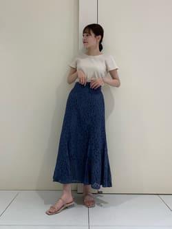 5901027 | YUURI《LUCUA大阪店STAFF》 | FREE'S MART (フリーズ マート)