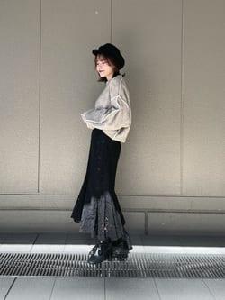7359014 | YUURI《LUCUA大阪店STAFF》 | FREE'S MART (フリーズ マート)