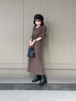 7291453 | YUURI《LUCUA大阪店STAFF》 | FREE'S MART (フリーズ マート)
