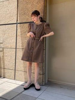 5930185 | YUURI《LUCUA大阪店STAFF》 | FREE'S MART (フリーズ マート)