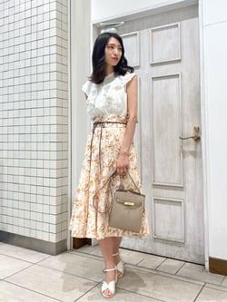 5729491 | 名古屋パルコ staff | JILL by JILLSTUART (ジルバイジルスチュアート)