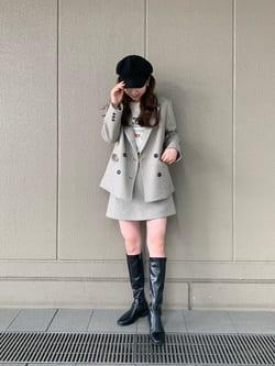 8241176 | natsuki《LUCUA大阪店STAFF》 | FREE'S MART (フリーズ マート)