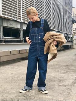 ルミネエスト新宿店のAyumiさんのLeeの終了【Winter sale】BOA STORM RIDER ジャケット【コーデュロイ】を使ったコーディネート