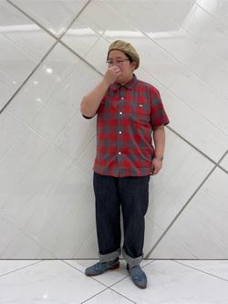 熊本COCOSA店のkazukiさんのLeeのARCHIVES 1954MODEL RIDERS 101-Zを使ったコーディネート