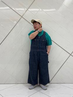 熊本COCOSA店のkazukiさんのLeeの終了【再値下げ!サマーセール】ニット 半袖を使ったコーディネート