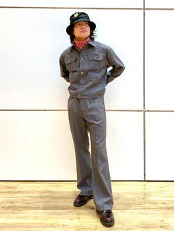エスパル仙台店のRyuさんのの【セットアップ対応】ジャケットを使ったコーディネート