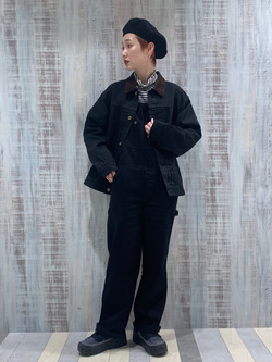 Lee 名古屋店のアンジェラさんのLeeの101 PROJECT STORM COWBOY JACKETを使ったコーディネート