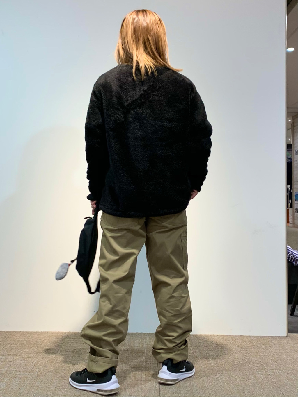 LINKS UMEDA店のYUKIさんのEDWINの【Pre sale】【直営店限定】ペインターパンツを使ったコーディネート