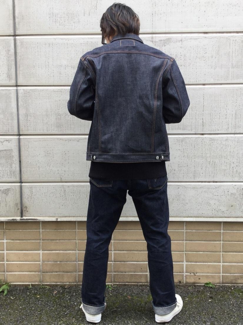 TOKYO HARAJUKU店のSHIZUKUさんのEDWINの【コンセプトショップ限定】THERMAL TEEを使ったコーディネート