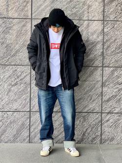 LINKS UMEDA店のKo-jiさんのの【Winter sale】アバランチ プリマロフトを使ったコーディネート