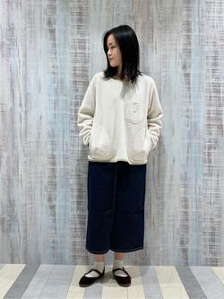 Lee 名古屋店の千さんのLeeのSTANDARD WARDROBE スカートを使ったコーディネート