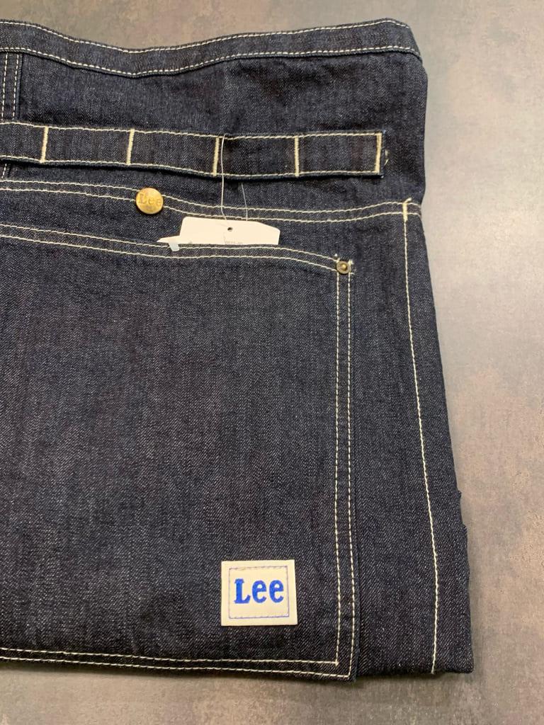 アミュプラザおおいた店のめいにゃんさんのLeeのウエストマーク エプロンを使ったコーディネート
