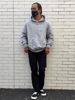 TOKYO HARAJUKU店のKEITAROさんのEDWINのジャージーズ レギュラーストレート【スタンダードモデル】を使ったコーディネート
