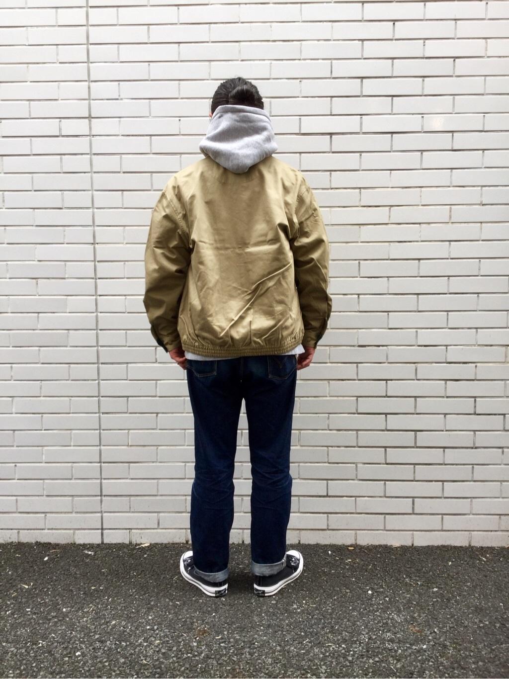 TOKYO HARAJUKU店のKEITAROさんのEDWINの【コンセプトショップ限定】ZIP UP JKTを使ったコーディネート