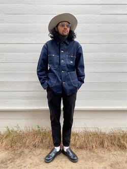 原宿店のKenchanさんのLeeのカバーオールジャケットを使ったコーディネート