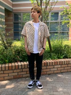 Lee 武蔵小杉店のRyoyaさんのLeeの終了【シークレットセーール!!】ポケットTシャツ 半袖を使ったコーディネート