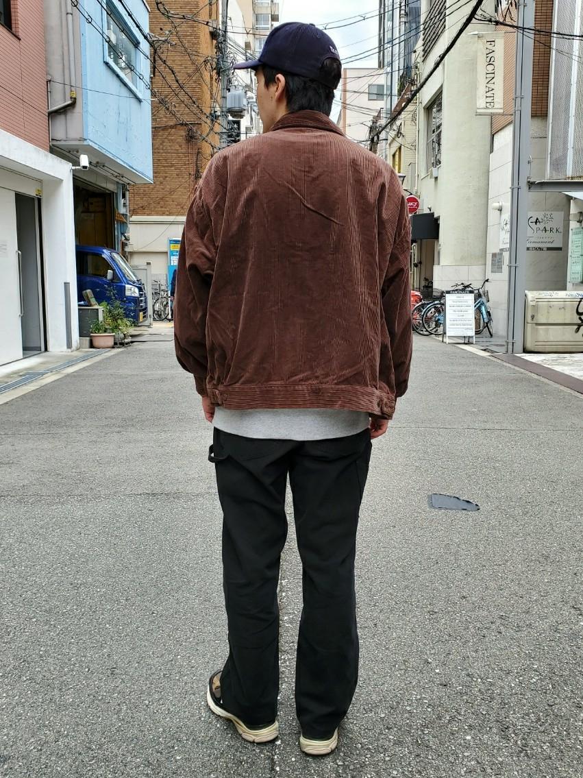 堀江店のAtsuyaさんのLeeの【セットアップ対応】チェトパ ジャケットを使ったコーディネート