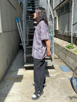 原宿店のShochanさんのLeeの【ユニセックス】DUNGAREES ペインターパンツを使ったコーディネート