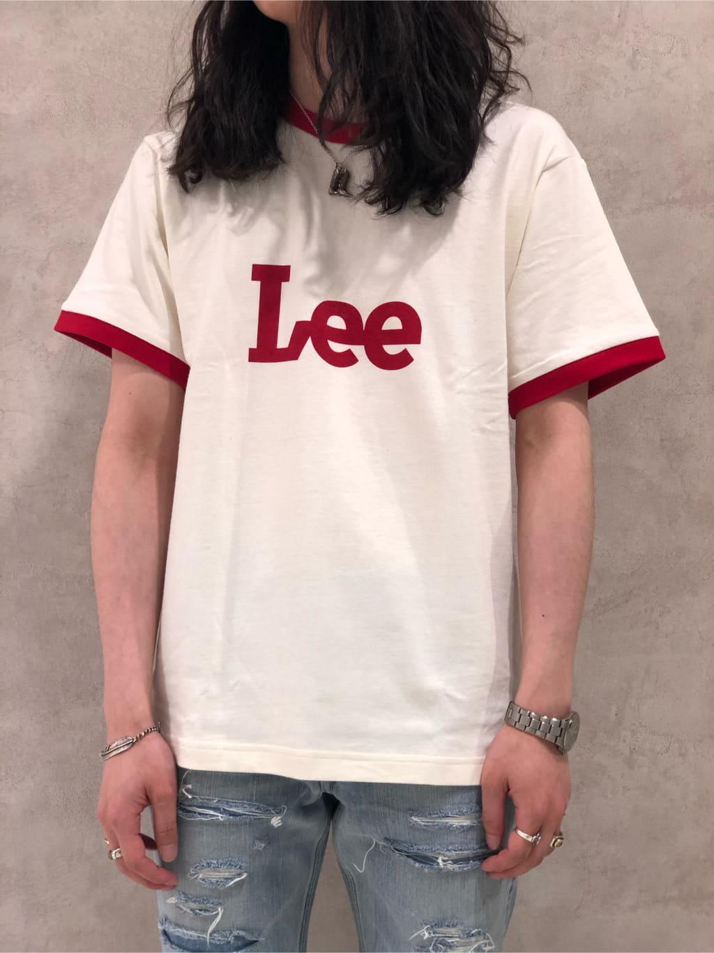 Lee 名古屋店のTakayaさんのLeeの扱いなしAMERICAN RIDERS 101Z ストレート クラッシュを使ったコーディネート
