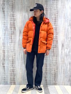 Lee 名古屋店のTakayaさんのLeeの【ガレージセール】130TH ANNIVERSARY 101Z ストレートジーンズを使ったコーディネート