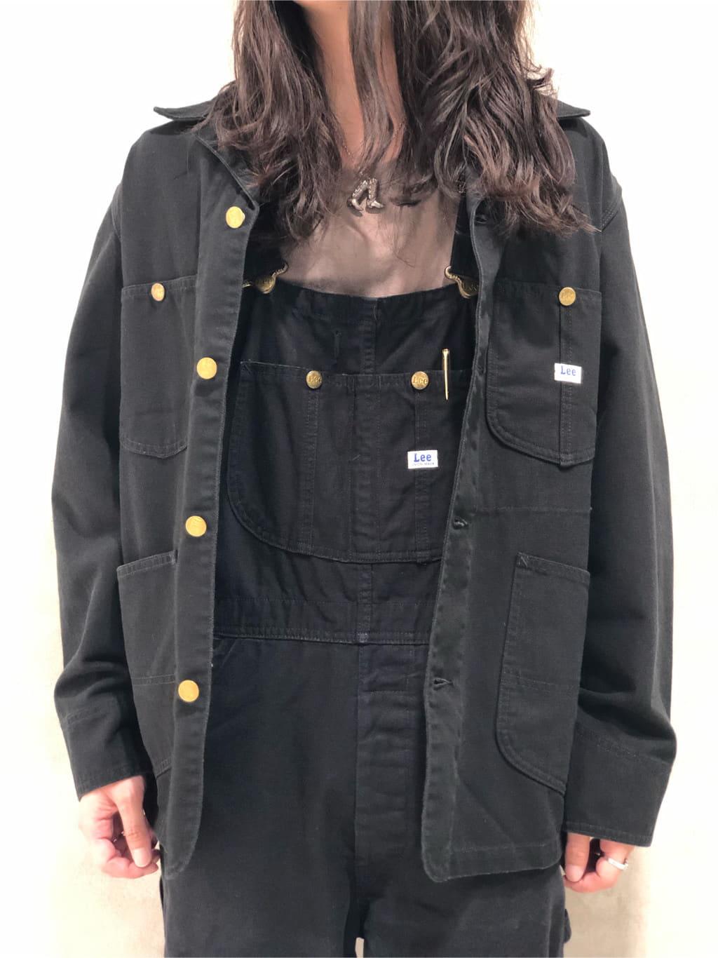 Lee 名古屋店のTakayaさんのLeeの【試着対象】【期間限定10%OFF】カバーオールジャケットを使ったコーディネート