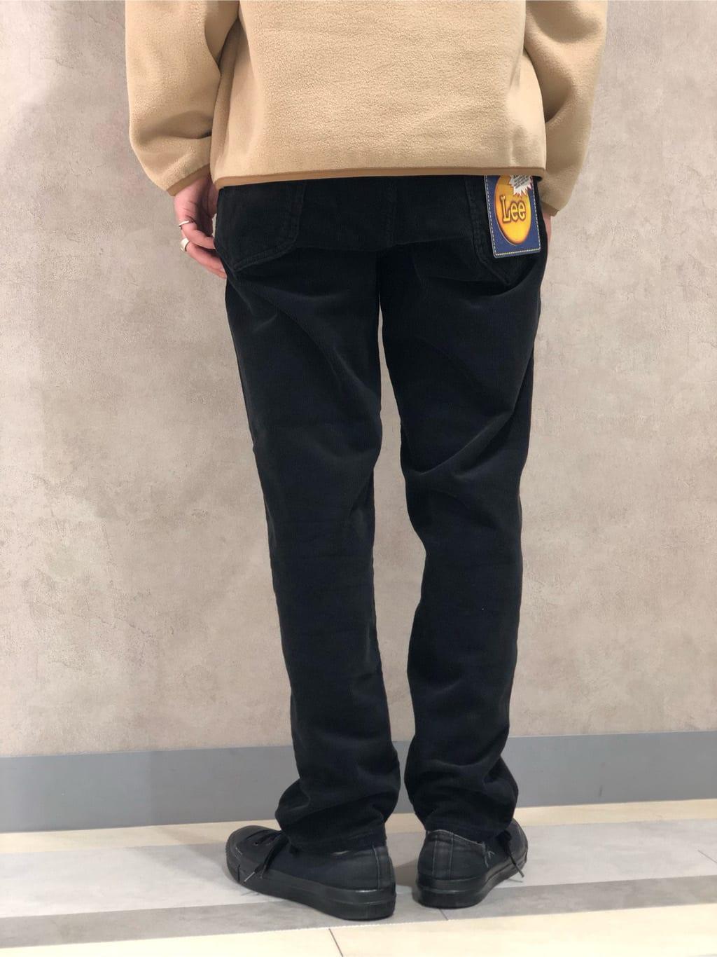 Lee 名古屋店のTakayaさんのLeeの【ユニセックス】あったかフリース プルオーバーを使ったコーディネート