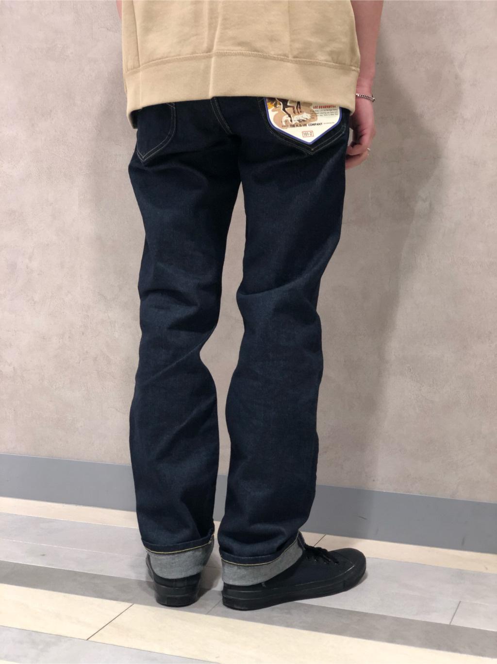 Lee 名古屋店のTakayaさんのLeeの半袖スウェットを使ったコーディネート