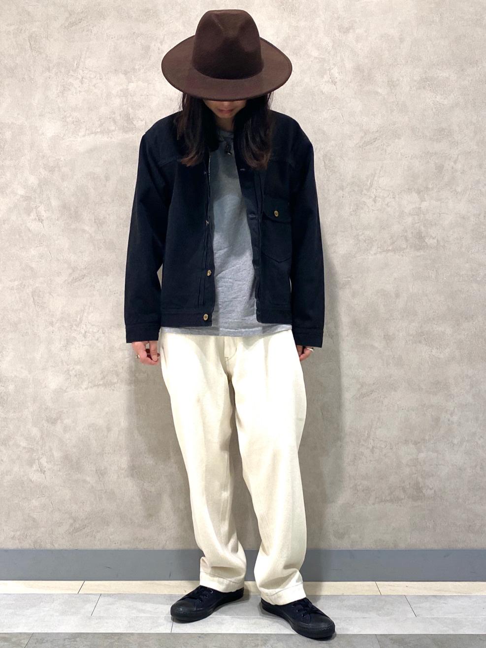 Lee 名古屋店のTakayaさんのLeeの【セットアップ対応】チェトパ トラウザーパンツを使ったコーディネート