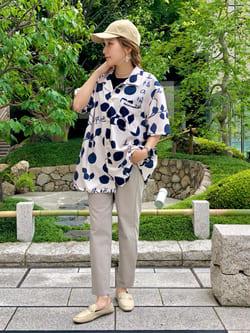 LINKS UMEDA店のhiroさんのEDWINの終了【SALE】【コンセプトショップ限定】EDWIN EUROPE MOMENT OF BLISS SHIRTを使ったコーディネート