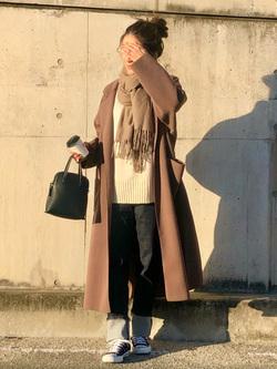LINKS UMEDA店のhiroさんのEDWINの503 レギュラーストレートを使ったコーディネート