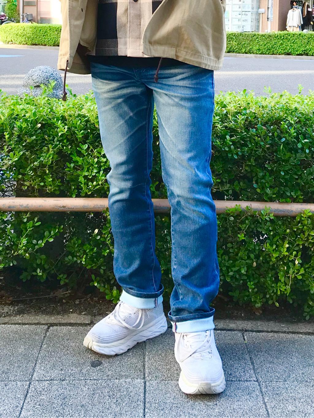 日暮里駅前店のKeisukeさんのEDWINのフィールドジャケット(US ARMY M-65タイプ)を使ったコーディネート