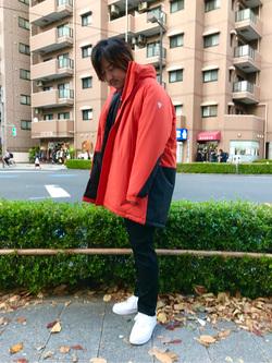 日暮里駅前店のKeisukeさんのEDWINの【試着対象】ジャージーズ スリムテーパード【スタンダードモデル】を使ったコーディネート