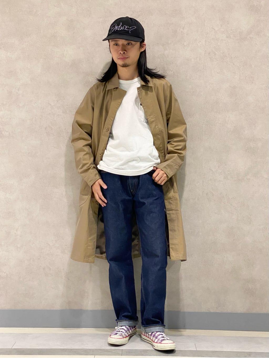 Lee 名古屋店のFuuyaさんのLeeの【試着対象】サービスコートを使ったコーディネート