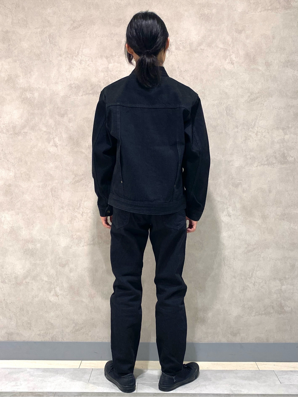 Lee 名古屋店のFuuyaさんのLeeの101 PROJECT RIDERS テーパードデニムパンツを使ったコーディネート