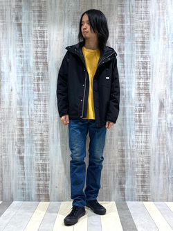 Lee 名古屋店のFuuyaさんのLeeの【Pre sale】AMERICAN RIDERS 203 テーパードを使ったコーディネート