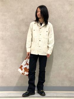 Lee 名古屋店のFuuyaさんのLeeのエコバッグ/ミニトートを使ったコーディネート