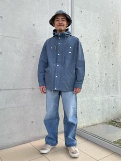 西宮ガーデンズ店のkotohさんのLeeのマウンテンパーカー/ジャケットを使ったコーディネート