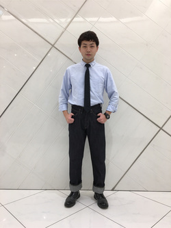 熊本COCOSA店のTsubasaさんのLeeのARCHIVES 1954MODEL RIDERS 101-Bを使ったコーディネート