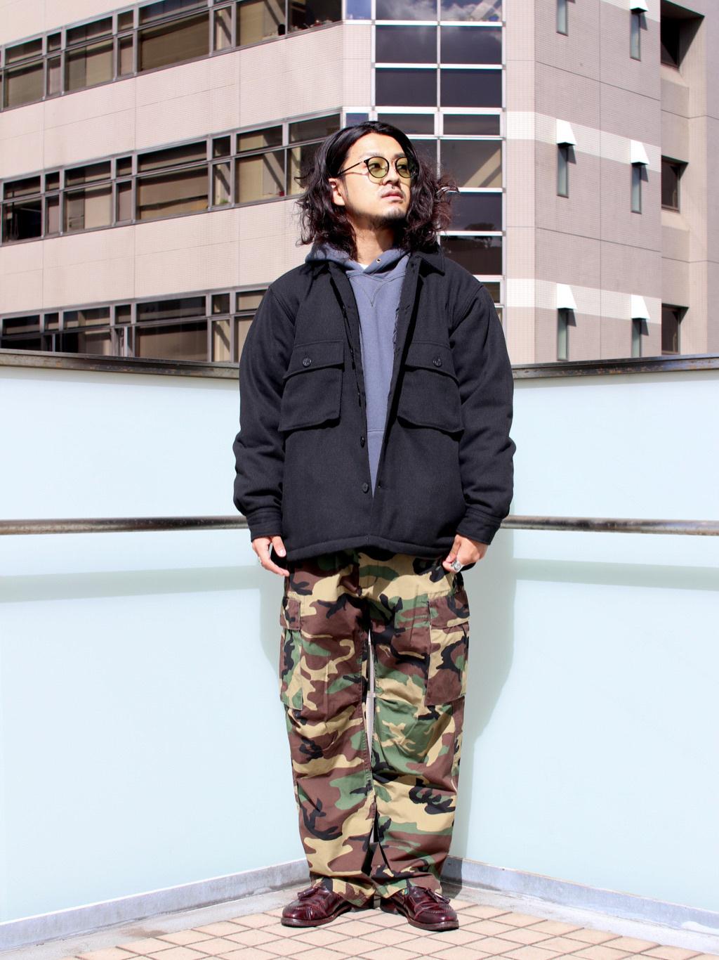 DENIM GALAXY日暮里店のMogiii!!!さんのEDWINのヘリンボーン CPO ジャケットを使ったコーディネート